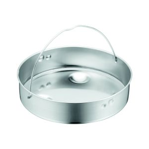 Perfect Pro and Perfect Plus Solid Insert  for 4.8 Qt (4.5 L), 6.9 Qt (6.5 L) and 9 Qt (8.5 L) Pressure Cookers