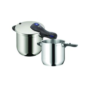 Perfect Plus Pressure Cooker Set, 4.5 qt and 8.5 qt