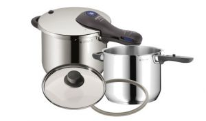 Perfect Plus Pressure Cooker Set 4.5 qt and 6.5 qt