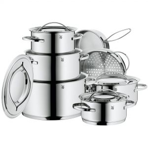 Gala II 12 Piece Cookware Set
