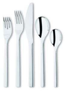 Nuova 20 Piece Flatware Set