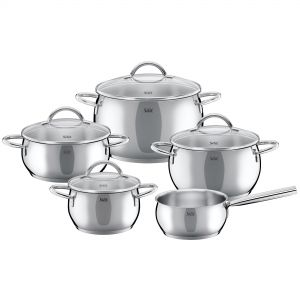 Nobile 9-pc Cookware Set