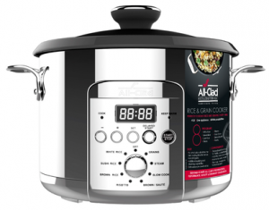 All-Clad Electric Rice and Grain Cooker