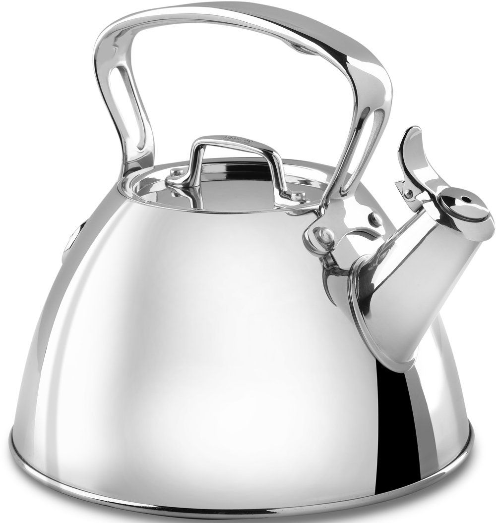 WMF 주전자 All-Clad Tea Kettle / Stainless Steel - Second Quality