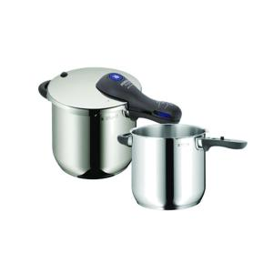 Perfect Plus Pressure Cooker Set, 4.5 Qts and 8.5 Qts